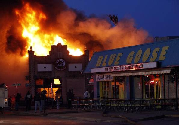 Don't be Shut Down by a Restaurant Fire