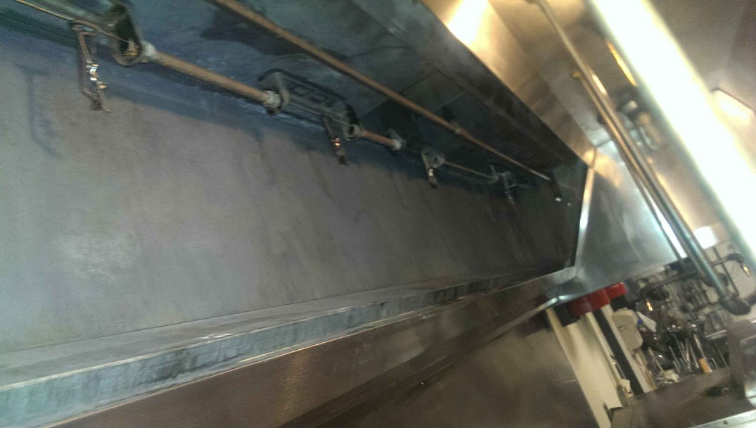 Maintain Kitchen Exhaust System Between Cleanings