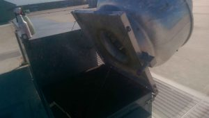 Exhaust Fan Hinge Kit - Hood Boss of Texas - Vent Hood ...