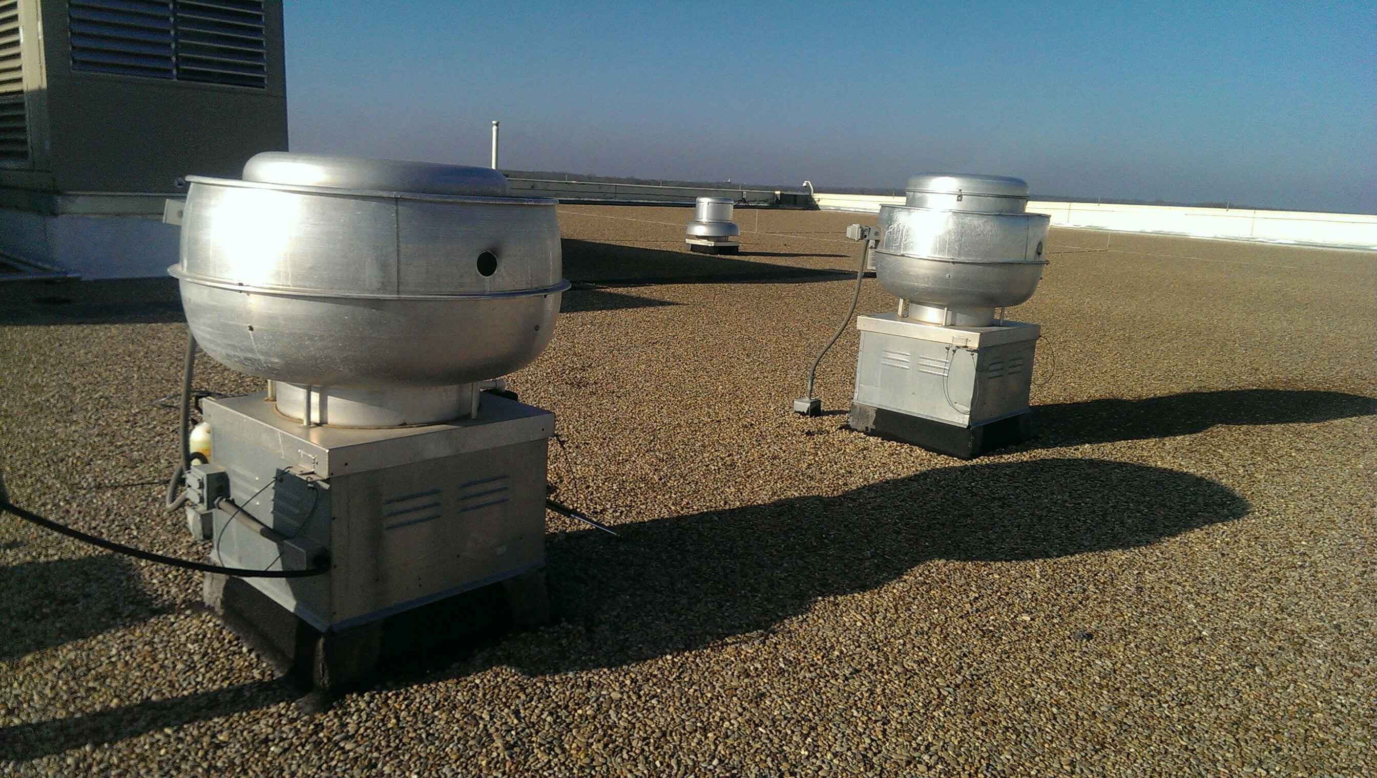 Industrial air systems texas for Kitchen exhaust fan in nepal