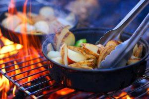 Healthier Cooking Equals Hotter Fires