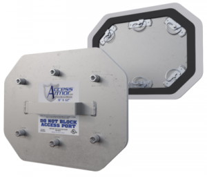 Omni Access Armor Duct Access Panel